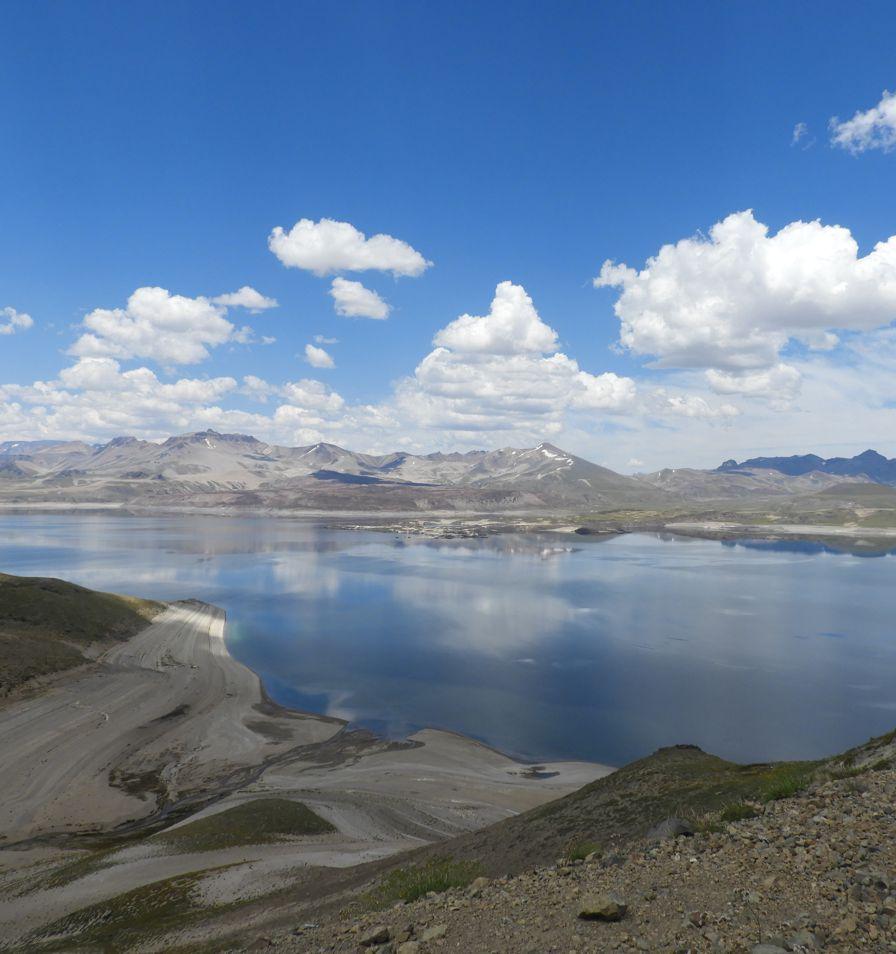 CV. Laguna del Maule 1