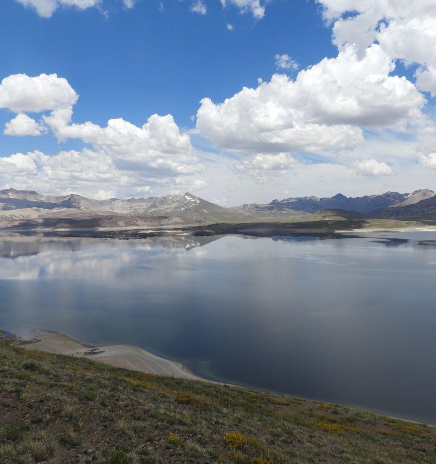 CV. Laguna del Maule 2