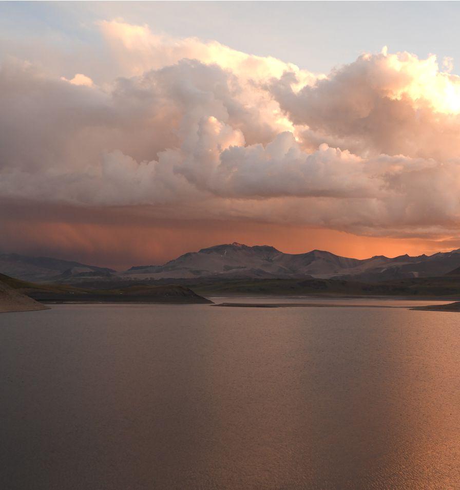 CV. Laguna del Maule 3